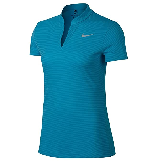 Nike 856789, Polo Donna: Amazon.it: Abbigliamento
