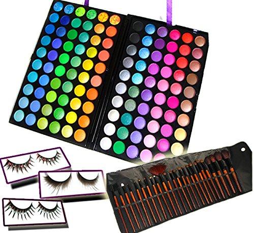 Beauties Factory Full Daily Makeup Set 120 Color Eyeshadow P