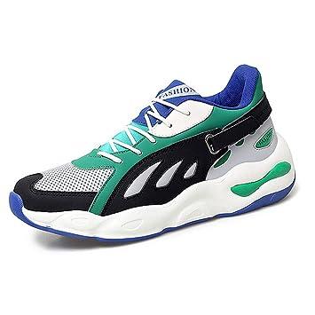 Deportes Al Aire Libre Zapatos Masculinos De Otoño Casual Zapatos Tendencia Zapatos Viejos Desgaste Resistente Aumento Transpirable Ocio Zapatillas Zapatos ...