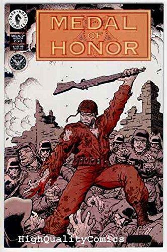 Adam Medal - MEDAL of HONOR #2, NM+, Arthur Adams, Wheatley, War World II, Battle, 1994