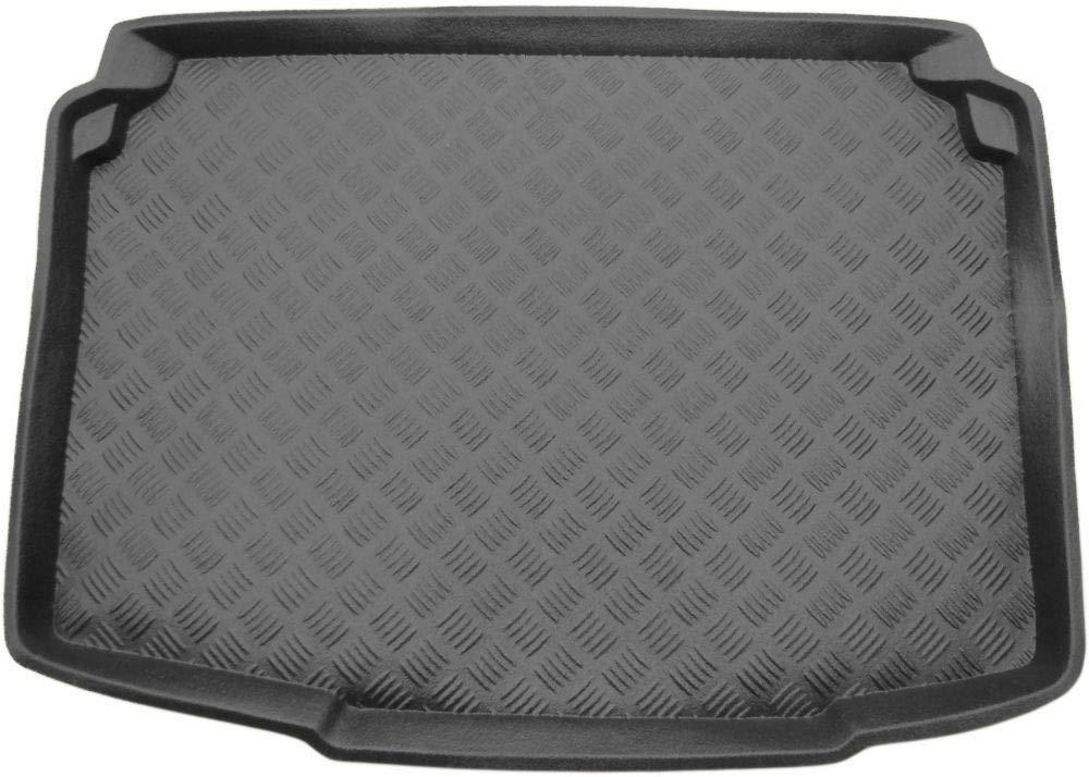 Rey Alfombrillas/® PVC Cubeta Maletero Seat Ibiza 6J - 3//5 Puertas 2008-2016