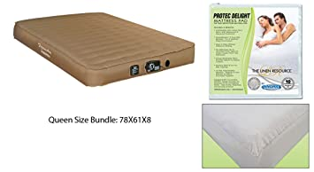 Amazoncom Automatic Sleeper Sofa Queen Size Air Mattress For RV - Rv sofa beds with air mattress