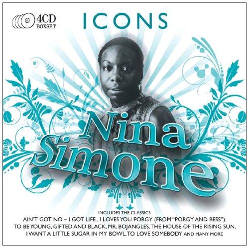 Nina Simone Icons 4CD by Phantasm Imports