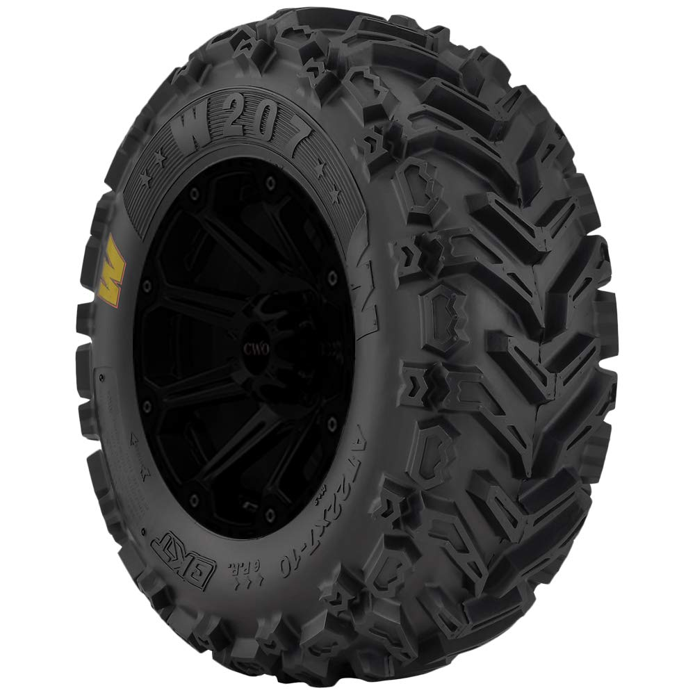 BKT 22/1100-10/C W207 ATV/UTV Kart Bias Tire-22/1100-10/C 36J 6-ply by BKT