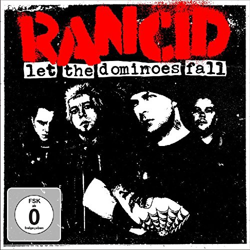 CD : Rancid - Let The Dominoes Fall (United Kingdom - Import)
