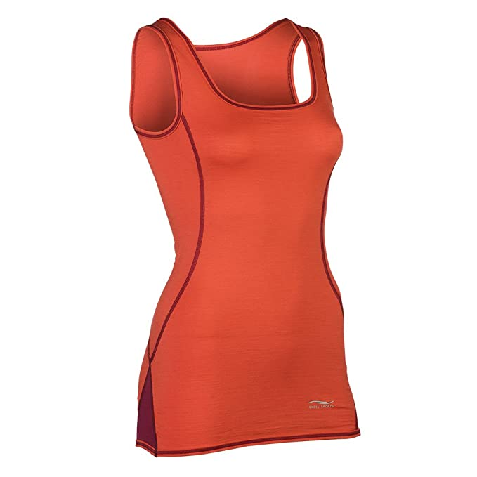 Fit Slim Gots Ropa Y Sports Amazon es Mujer Top Mujer Tank Engel aYqCXc