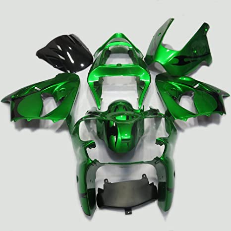 Amazon.com: ABS Injection Molding - Green Black Painted ...