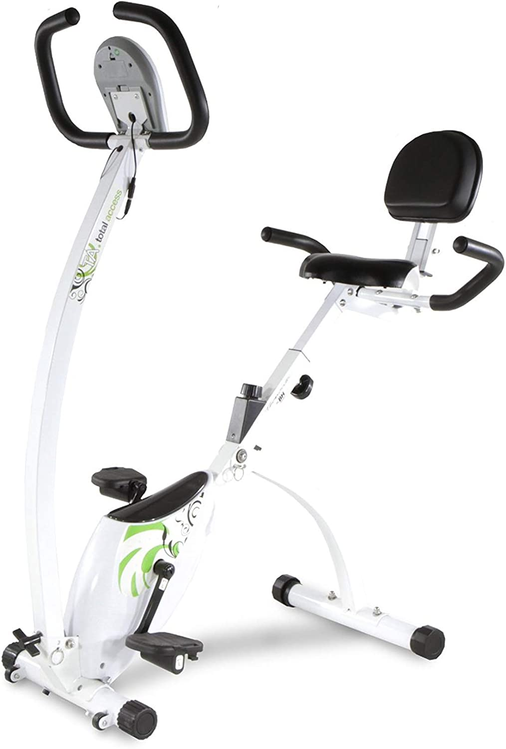 Tecnovita by BH TOTAL ACCESS - Bicicleta estática plegable: Amazon ...