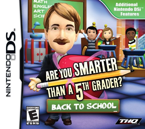Are You Smarter Than a 5th Grader: Back to School - Nintendo - Dayton Ohio Mall Outlet