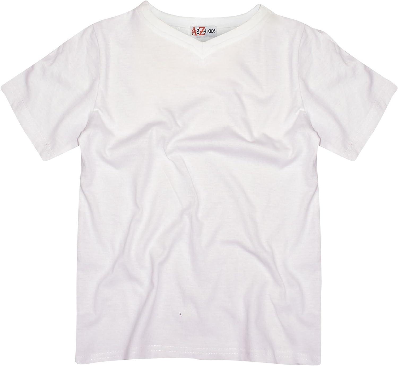 A2Z 4 Kids Kinder Jungen M/ädchen T Shirt Designer 100/% Baumwolle Plain Baseball Kurz Raglan /Ärmel Team Sports Tee Weiches Gef/ühl L/ässig Neu Alter 2 3 4 5 6 7 8 9 10 11 12 13 Jahre