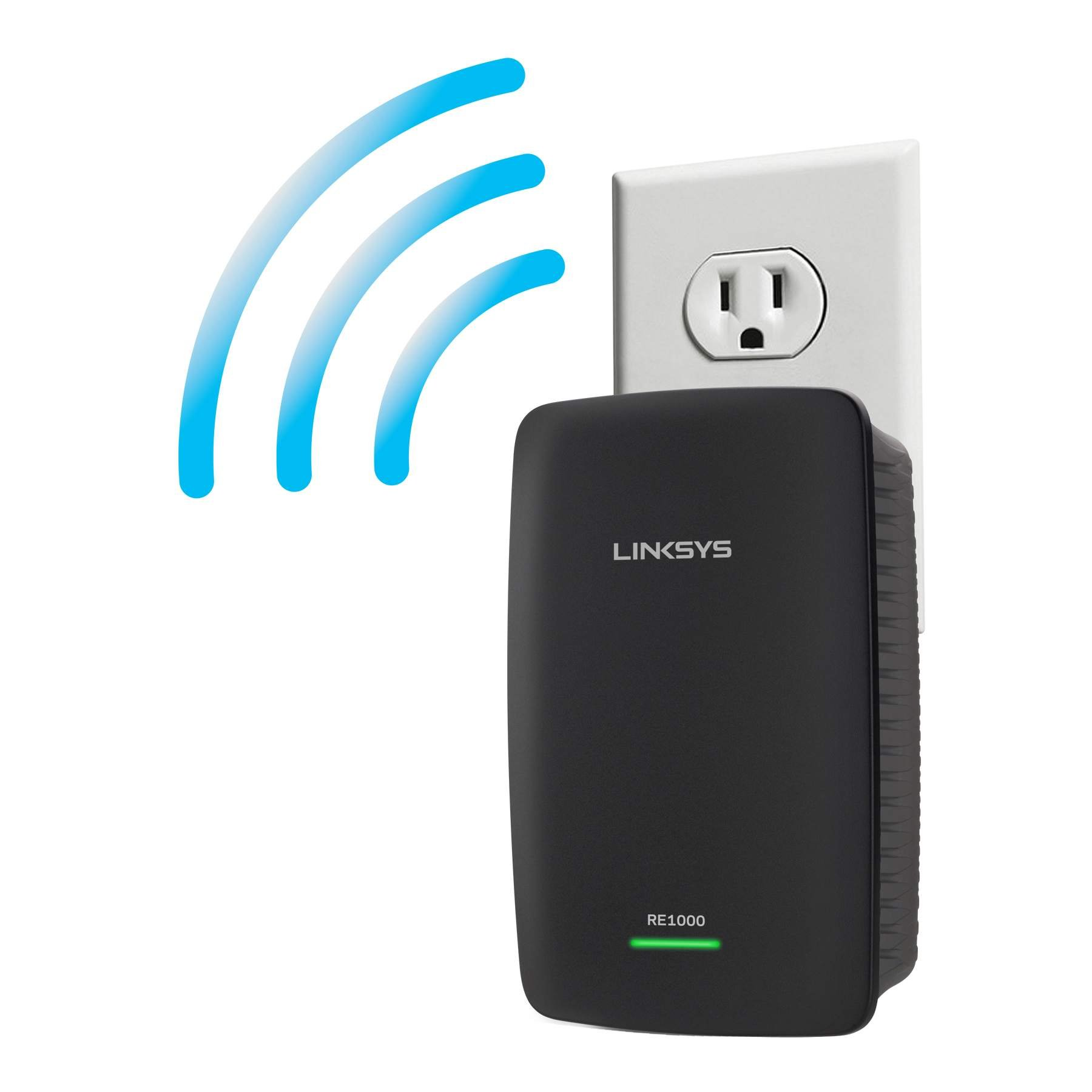 Linksys N300 Wireless Dual-Band Range Extender (RE1000) by Linksys (Image #6)