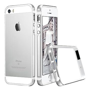 4bb45c00cd ESR iPhone SE 5 5s ケース クリア 衝撃吸収バンパー スリム 軽量 電波影響無し ストラップ