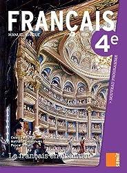 Le français en chantier 4e - Livre (nouveau programme)