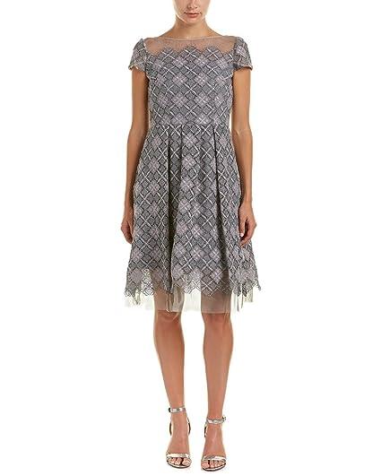 f7723446abb Kay Unger Womens A-Line Dress