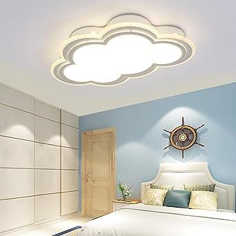 LED Deckenleuchten Weiß Wolken Entwurf, Kinder Schlafzimmer Studie Balkon  Kindergarten Klassenzimmer Beleuchtung,Modern Persönlichkeit