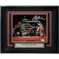 $119 » Ralph Macchio Signed Framed 8x10 Karate Kid Photo JSA
