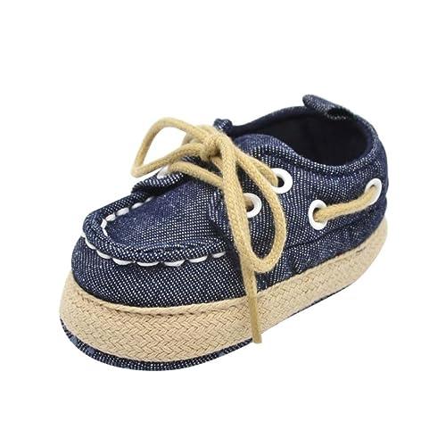 Logobeing Zapatillas Infant Zapatos de Bebé Recién Nacido Zapato ...
