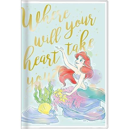 Star Stationery Disney Ariel Little Mermaid Agenda ...
