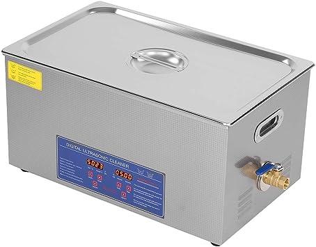 1.3 - 30L Ultrasonic limpiador por ultrasonidos aparato limpiador por ultrasonidos limpieza: Amazon.es: Bricolaje y herramientas