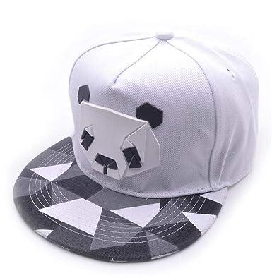 HX fashion Unisex Sombrero Deportes Golf Hip Hop Gorras Panda ...