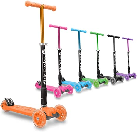 Amazon.com: 3Style Scooters rgs-2 patinete niños tres ruedas ...