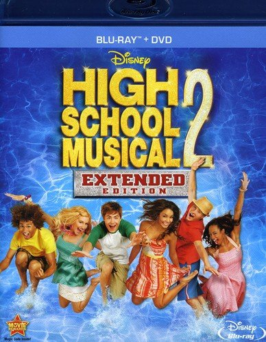 Blu-ray : High School Musical 2 (With DVD, 2 Disc)