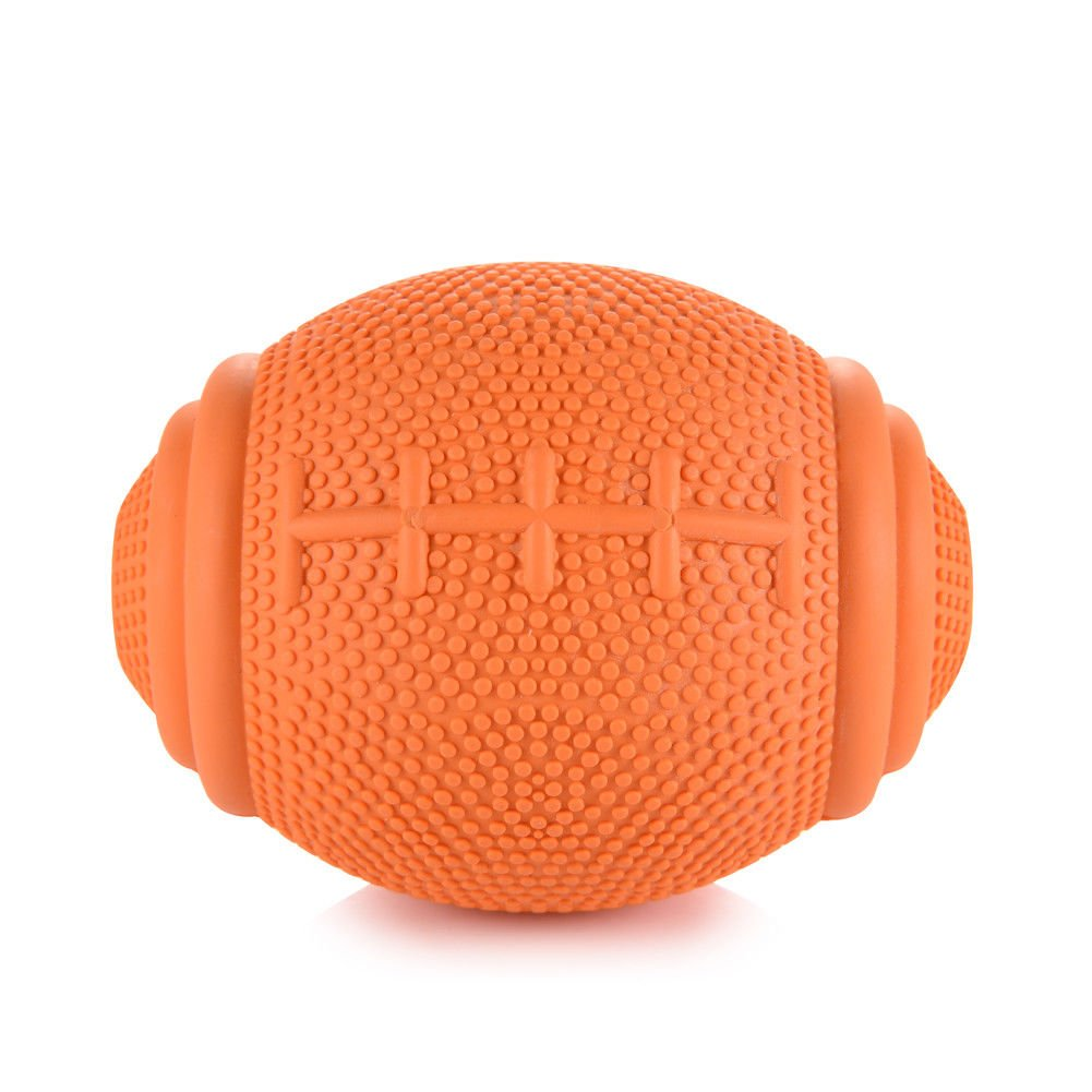 Plus Mi Life Rubber Dog Ball Toys Interactive Pet Chew Play Toys for Puppies Small Dogs