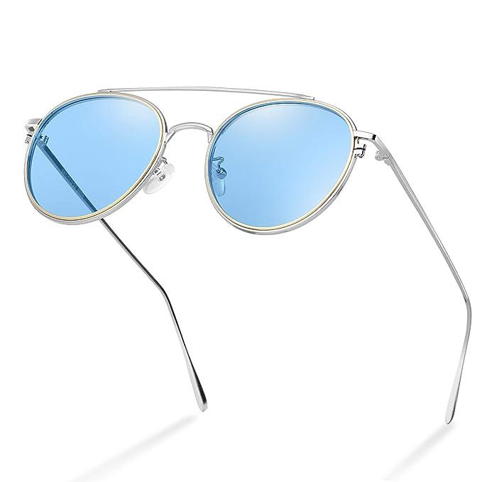 Amazon.com: PINCOUR PK8086 Gafas de sol de gran tamaño para ...