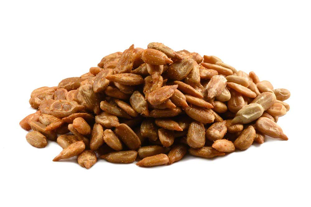 Spicy Sunflower Seeds - No Shell (1lb Bag)