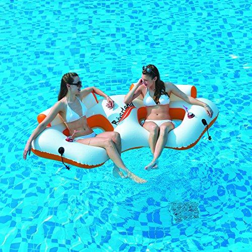 Air Sofa Rental: Riverland 2-Person Inflatable Water Sofa