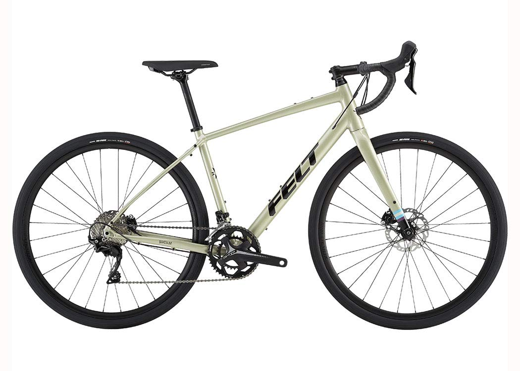 FELT(フェルト) BROAM (ブローム) 30 (105 2×11s) グラベルロードバイク [カメレオンティール]