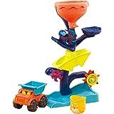 B.Toys 比乐 猫头鹰回转水车沙滩 洗澡 重力玩具18个月-8岁 婴幼儿童益智玩具 礼物  BX1310Z