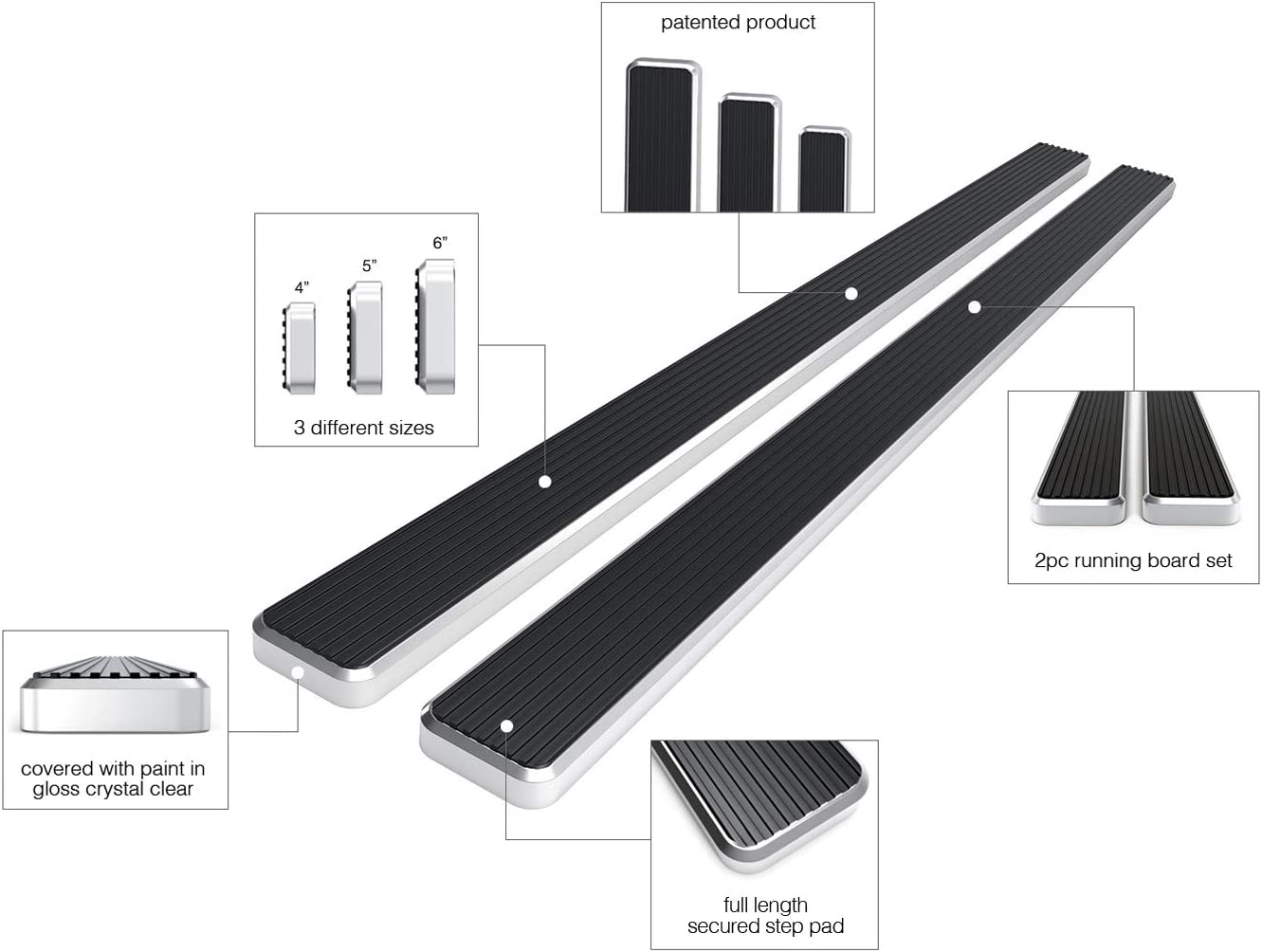 iBoard Running Boards Review - Durability at an Affordable Price 3