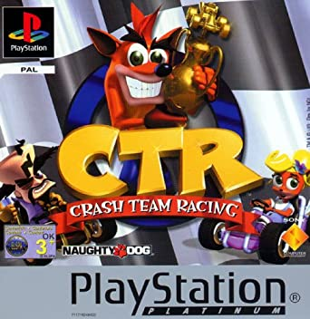 Ctr:Crash Team Racing-(Pl)
