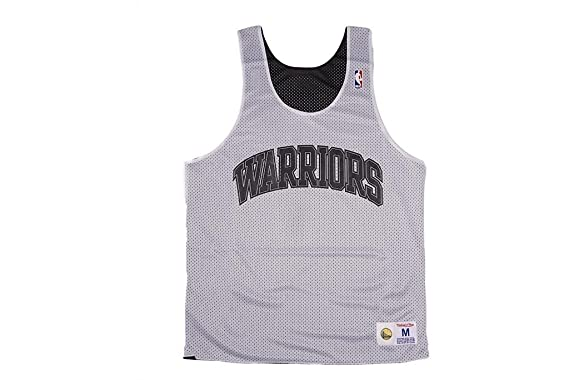 0ddd05ce2f0 Mitchell & Ness Golden State Warriors Nba Men'S Drop Step Reversible Mesh  Tank In White/