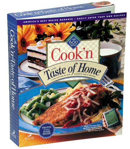 Cook'n with Taste of Home [Old Version] (Home Health Software compare prices)