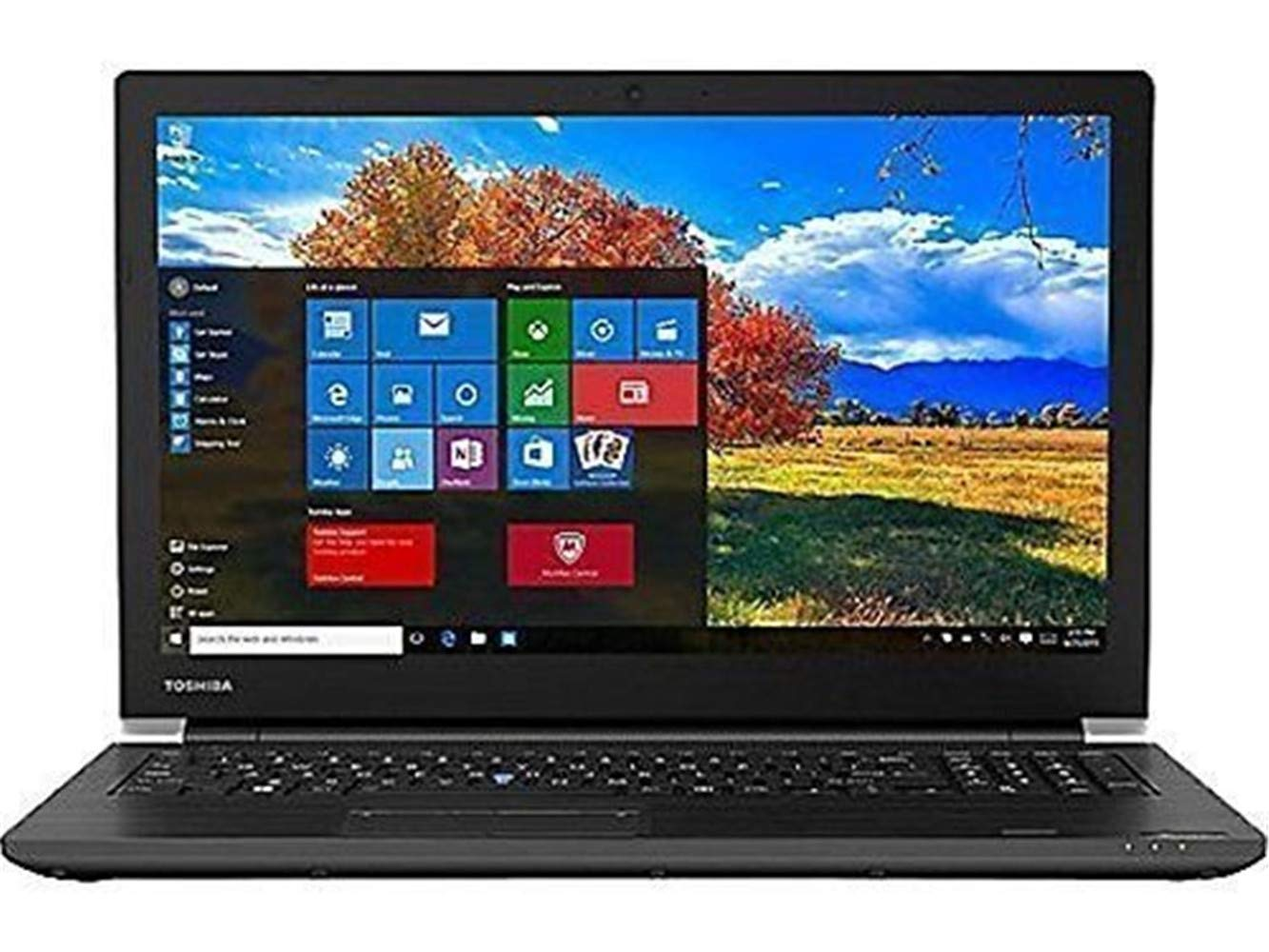 "2019 TOSHIBA Tecra A50-E 15.6"" Business Laptop Computer, 8th Gen Quad-Core i7-8550U up to 4.0GHz, 12GB DDR4 RAM, 256GB SSD, DVDRW, 802.11ac WiFi, Bluetooth, HDMI, USB 3.0, Windows 10 Professional"