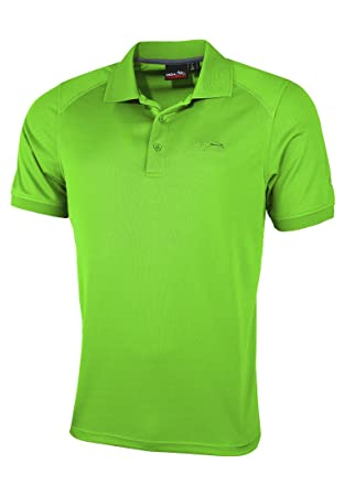 High Colorado Sport 2000 Seattle M He. Polo Shirt - Green - S