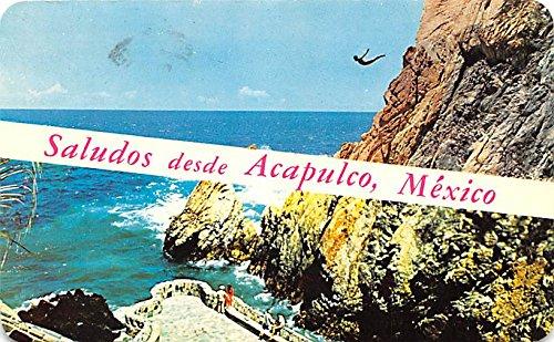 Saludos desde Mexico Postcard Tarjeta Postal at Amazons ...