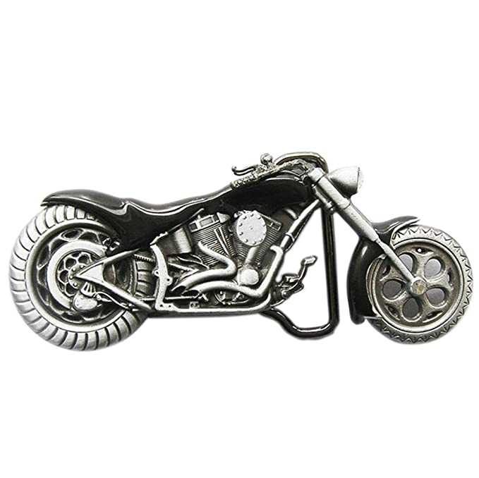New vintage black heavy metal motorcycle belt buckle gurtelschnalle jpg  679x678 Heavy metal motorcycles fab816f832cd