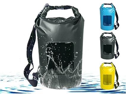2bc6d45abd3f Amazon.com   ZZBUY 10L Dry Bag Sack
