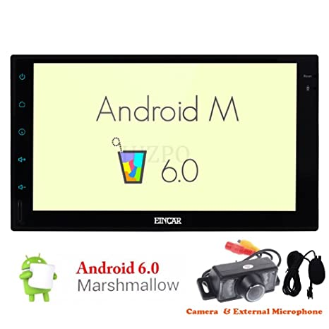Amazon com: 7inch Double 2din Stereos with Quad-core Android