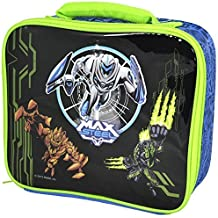 Max Steel Insulated Lunch Box Snack Sandwich Cool Bag - Official Merchandise by Max Steel