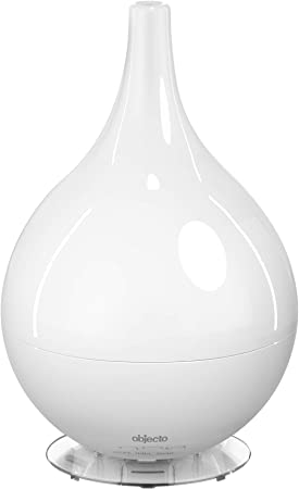 How To Objecto H7 Humidifier with Aroma Therapy, White Good