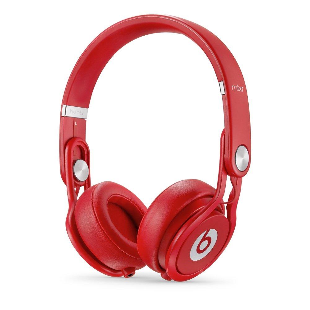 【国内正規品】Beats by Dr.Dre Mixr 密閉型オンイヤーヘッドホン レッド BT ON MIXR REDB00ABSN9QSレッドレッド-