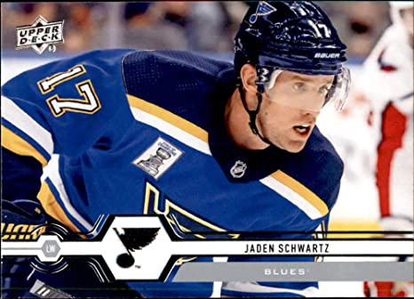 Jaden Schwartz St. Louis Blues Stanley Cup Player Swingman Jersey - White
