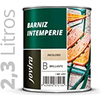 BARNIZ INTEMPERIE TRANSPARENTE. Decora y embellece todo tipo