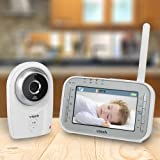 Vtech Safe & Sound Full Color Video Monitor VM341