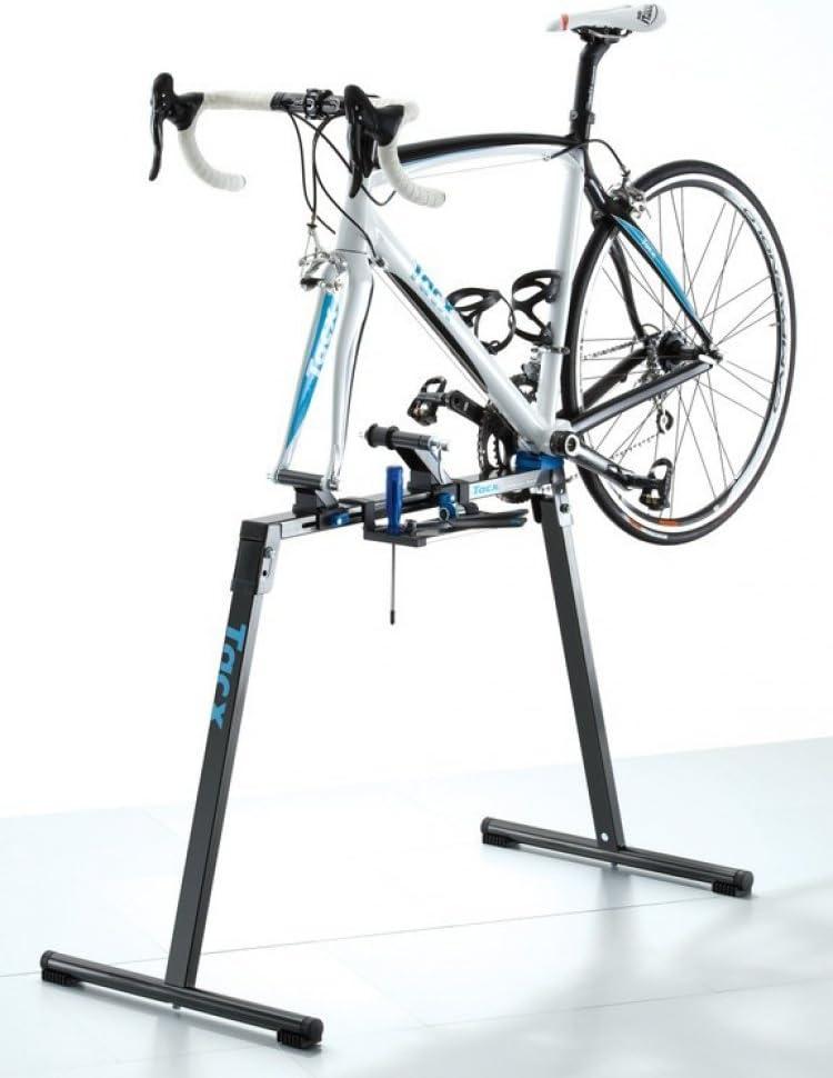 Soporte de Taller Tacx Cyclemotion Stand T3075: Amazon.es ...