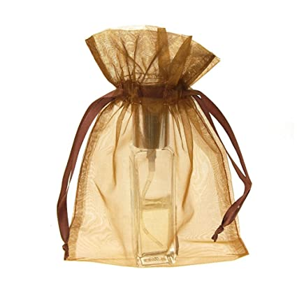 Amazon.com: Sheer Favor Bolsa de organza bolsas, 12-pack ...